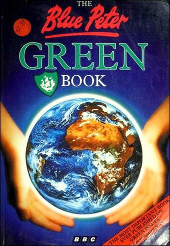 The Blue Peter Green Book