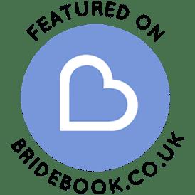 Bride Book Featured Badge